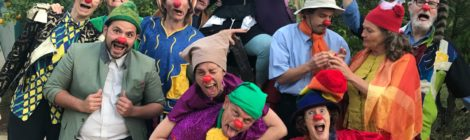 Clown Interculturale e Well&Clownness 2019
